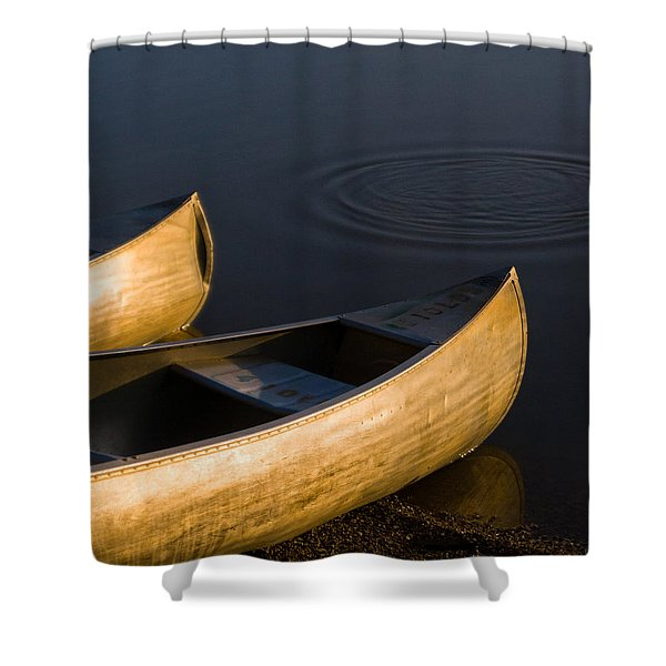 At Sunrise Shower Curtain
