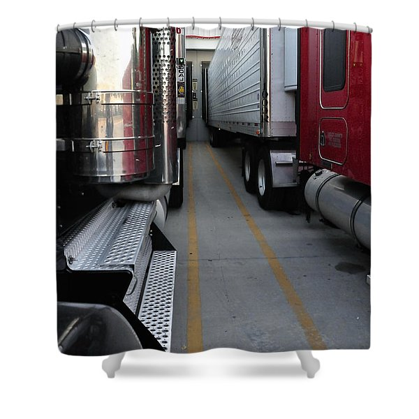 At The Bay 34574 Shower Curtain