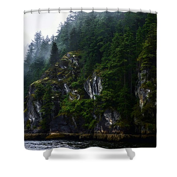 Awesomeness Of Nature Shower Curtain