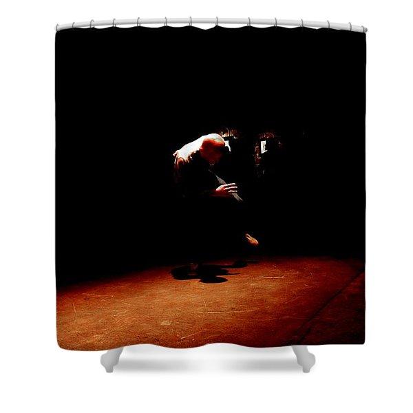 B Boy 8 Shower Curtain