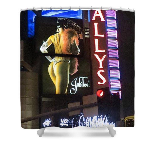 Ballys Jubilee Shower Curtain