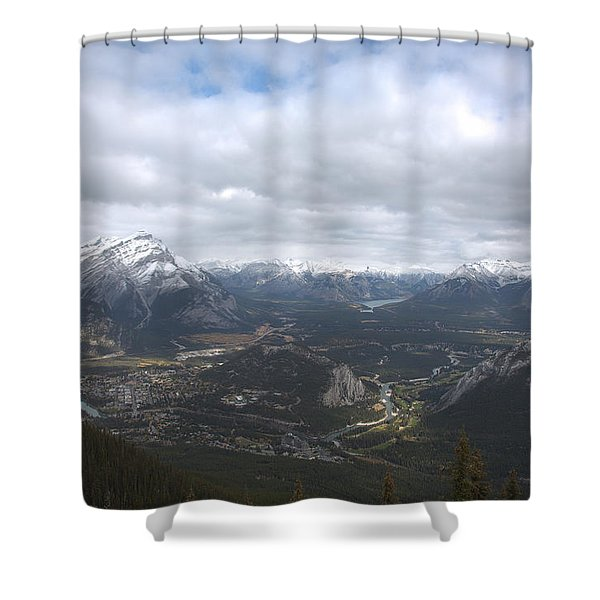 Banff Shower Curtain