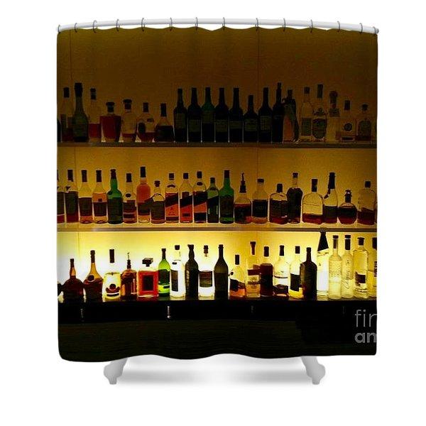 Bar Belles Shower Curtain