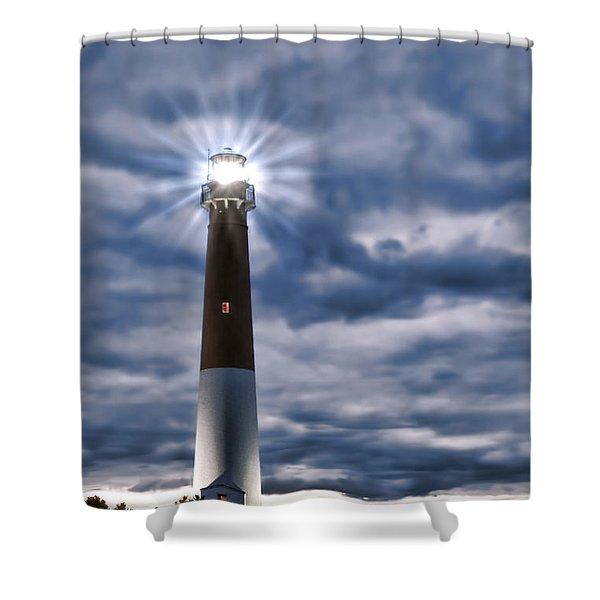 Barnegat Magic Shower Curtain