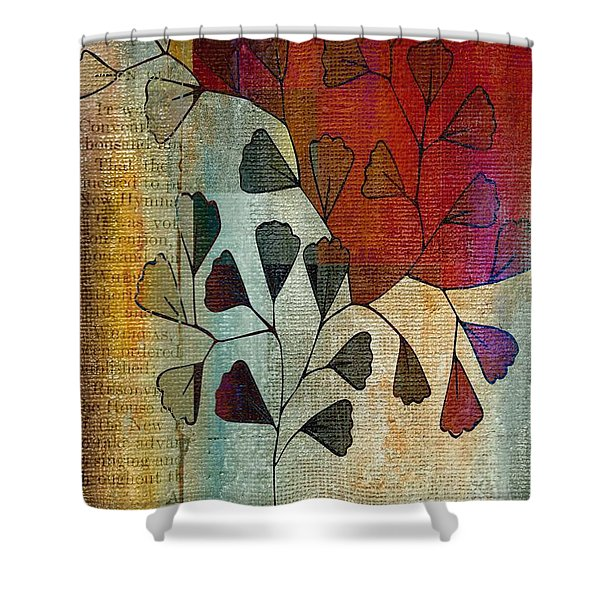 Be-leaf - 134124167-bl22t1 Shower Curtain
