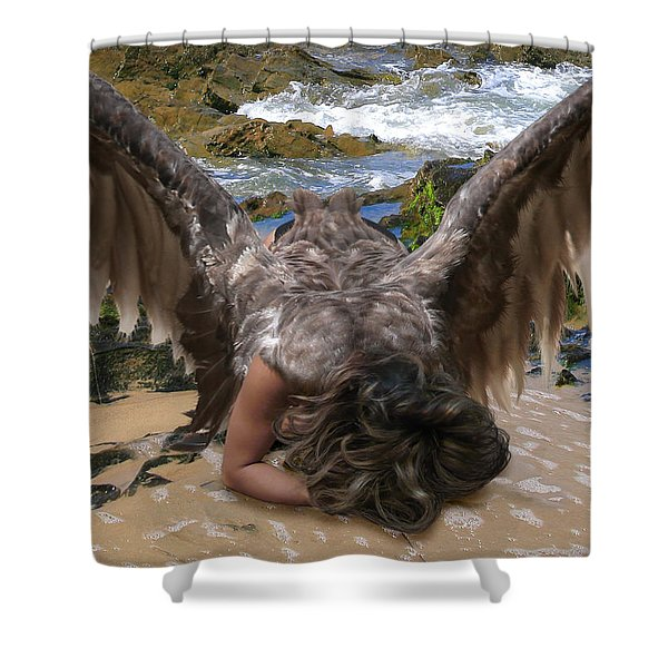 Be Ready For The Rapture Shower Curtain