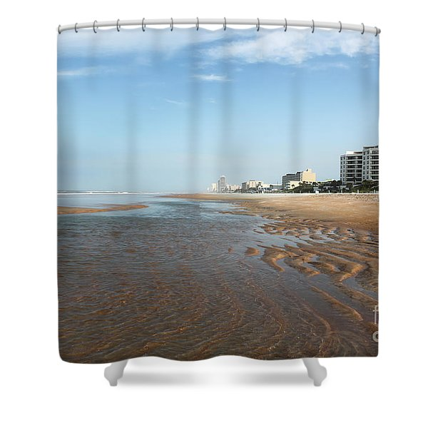 Beach Vista Shower Curtain