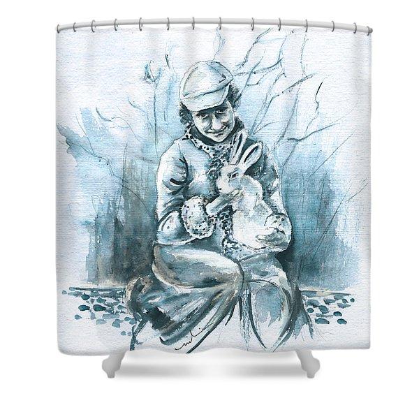 Beatrix Potter Shower Curtain
