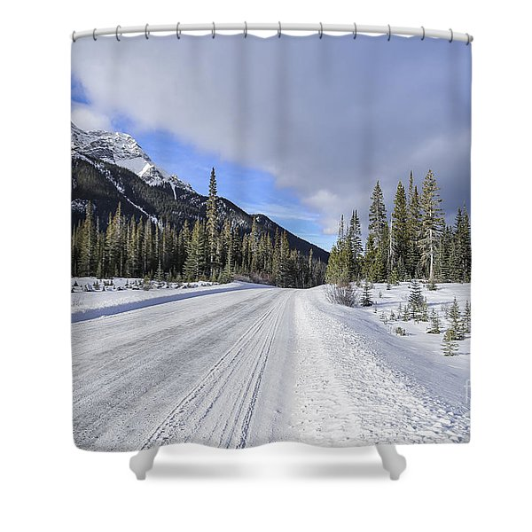 Beautiful Ride Shower Curtain