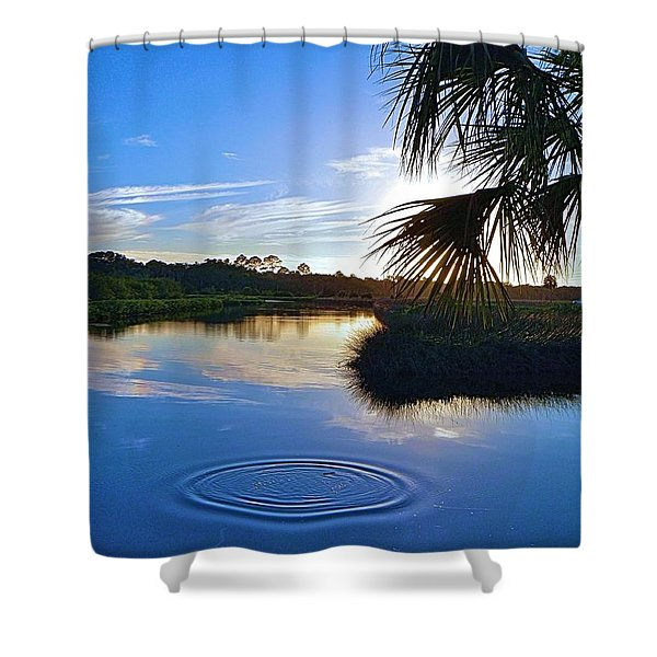 Beautifulness Shower Curtain