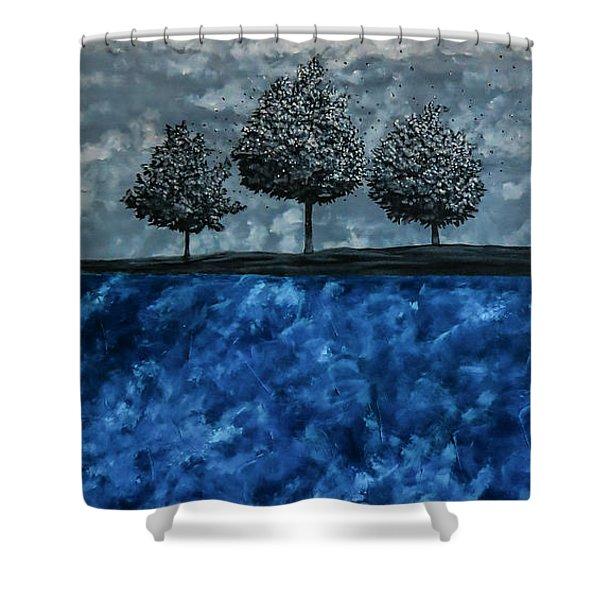 Beauty In The Breakdown Shower Curtain