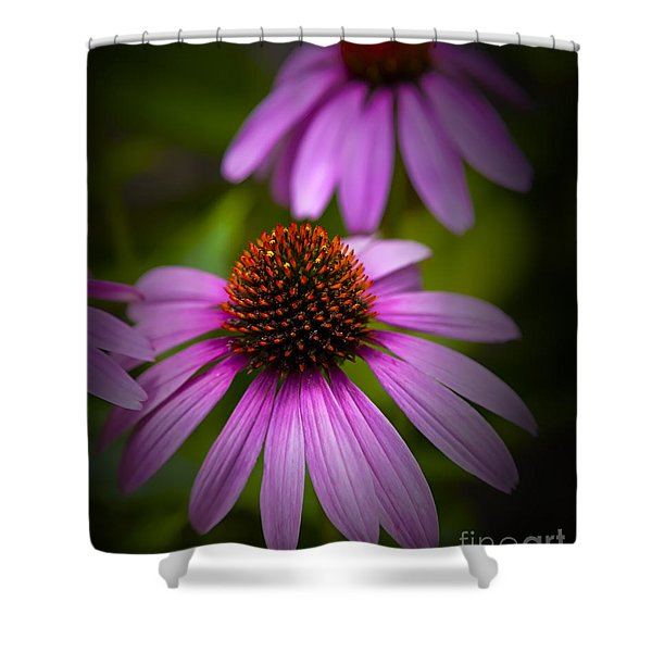 Shower Curtain featuring the photograph Beauty Of Life by David Millenheft