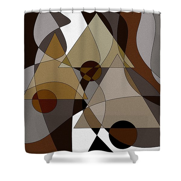 Bells Shower Curtain