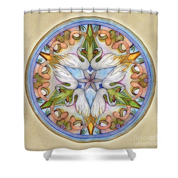 Beloved Mandala Shower Curtain