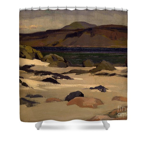 Ben More From Cows Rock Shower Curtain