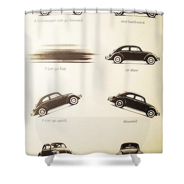 Benefits Of A Volkwagen Shower Curtain