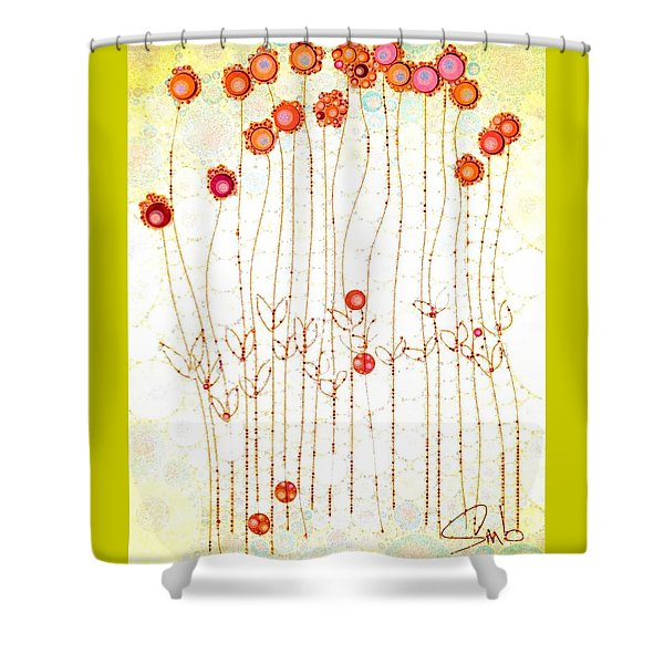 Better Day Shower Curtain
