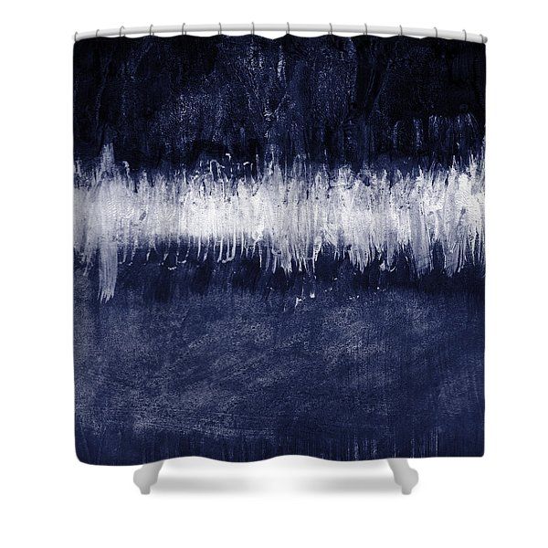 Between Sky And Sea Shower Curtain