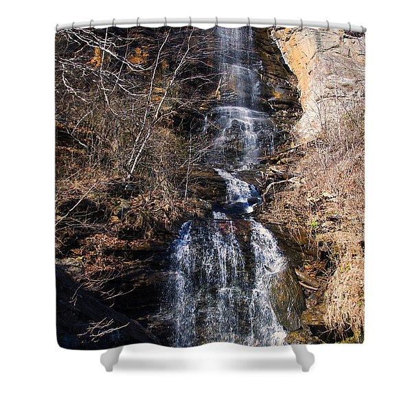 Big Bradley Falls 2 Shower Curtain