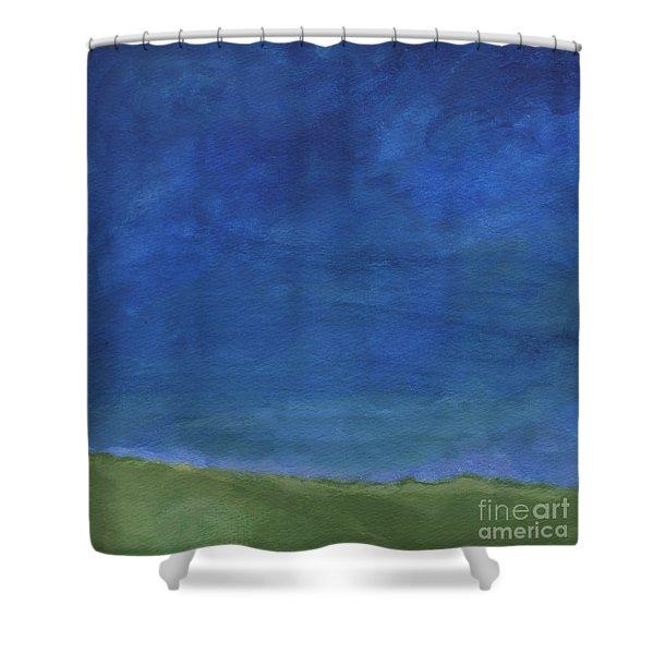 Big Sky Shower Curtain