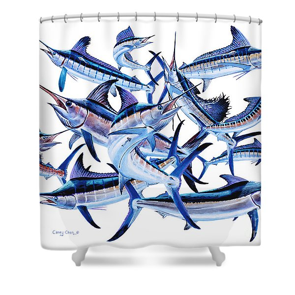 Bills Off0044 Shower Curtain