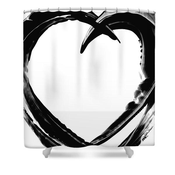 Black Magic 311 By Sharon Cummings Shower Curtain