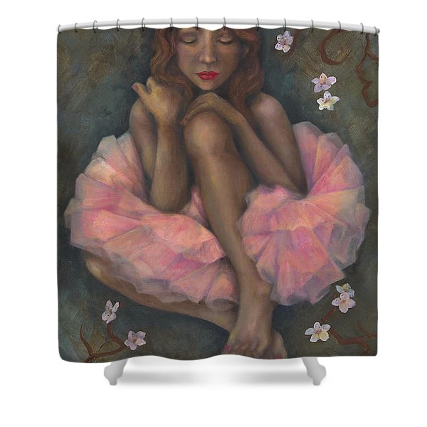 Bliss Shower Curtain