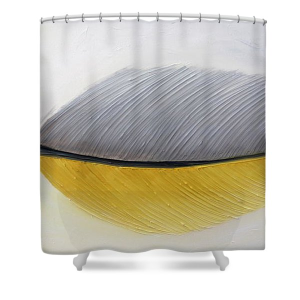 Blissed Out Shower Curtain