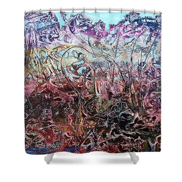 Bogomils Vegetable Garden  Shower Curtain