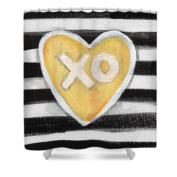 Bold Love Shower Curtain