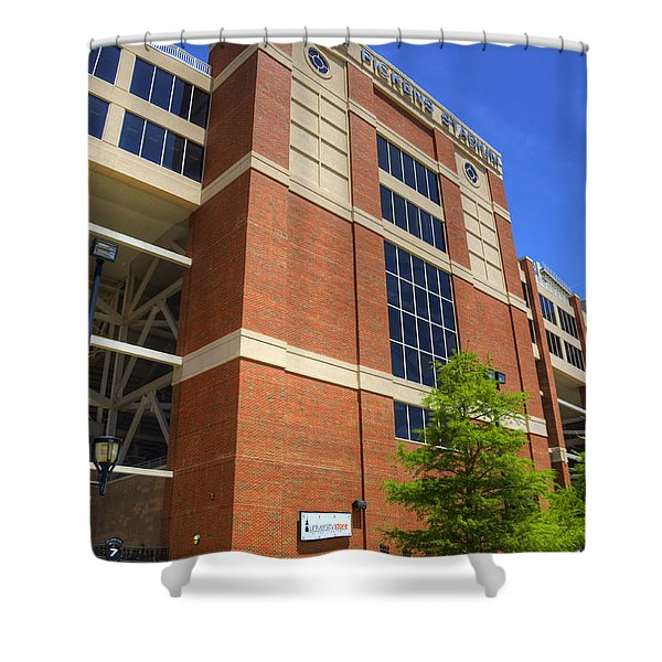 Boone Pickens Stadium Shower Curtain