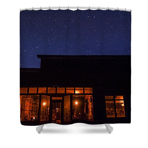 Boone Store And Warehouse Shower Curtain