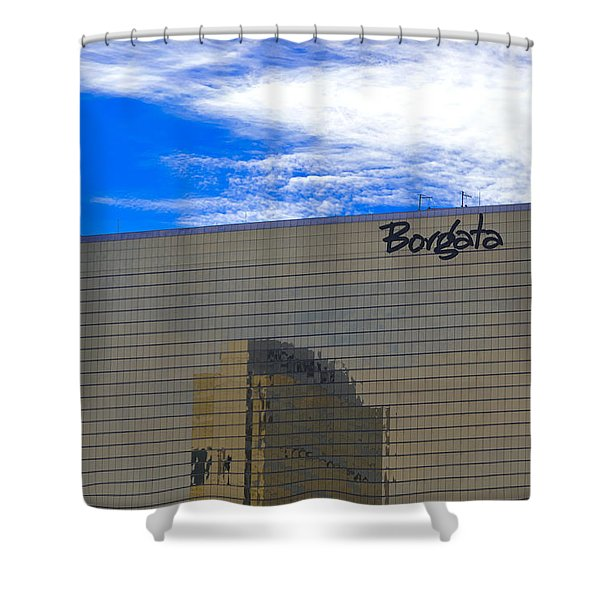 Borgata Shower Curtain