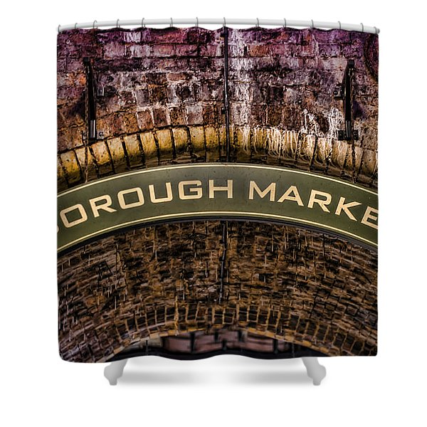 Borough Archway Shower Curtain