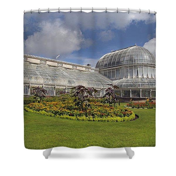 Botanic Gardens Belfast Ireland Shower Curtain
