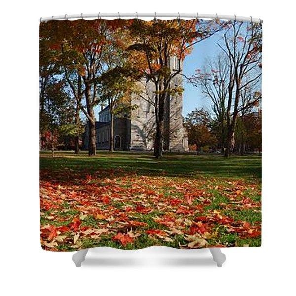 Bowdoin College Shower Curtain