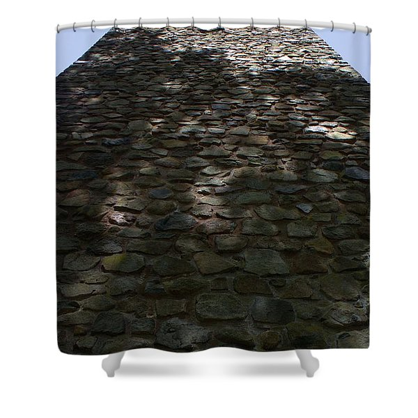 Bowman's Hill Tower Shower Curtain