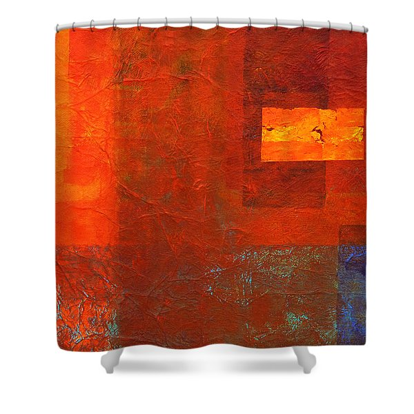 Boxed Shower Curtain