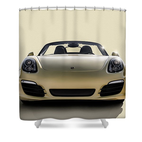 Boxter Shower Curtain