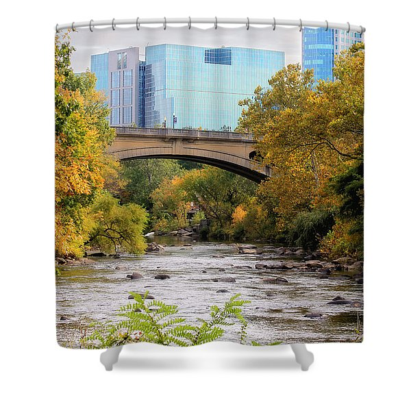 Brandywine Creek Shower Curtain