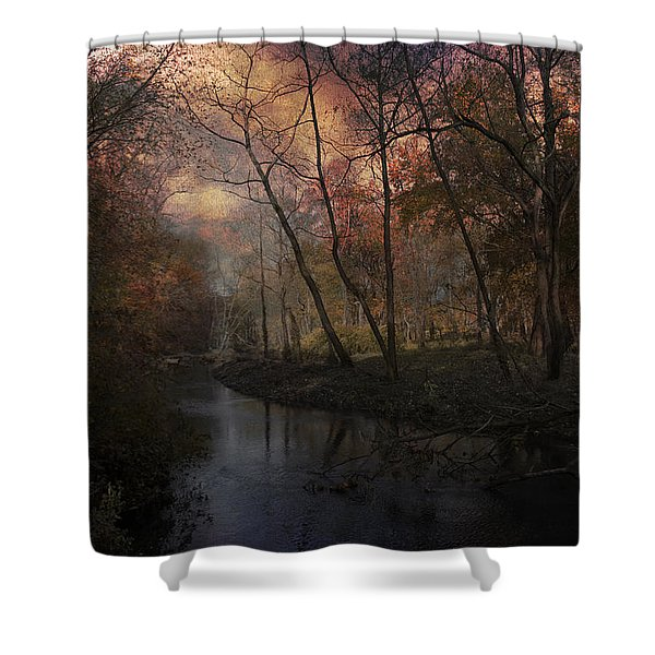 Breaking Of Dawns Early Light Shower Curtain