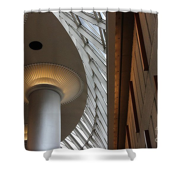 Breath Taking Beauty Architecture Shower Curtain