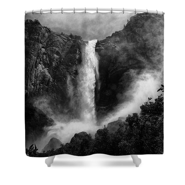 Bridalveil Falls Shower Curtain