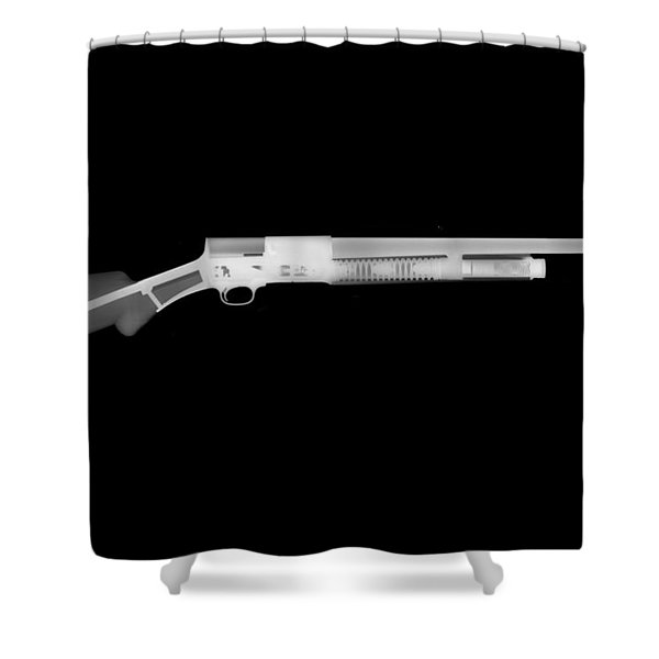 Browning Fn A5 Shower Curtain