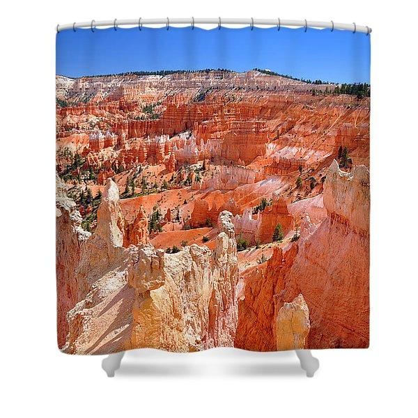 Bryce Canyon Utah Shower Curtain
