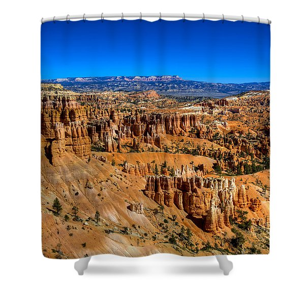 Bryce's Glory Shower Curtain