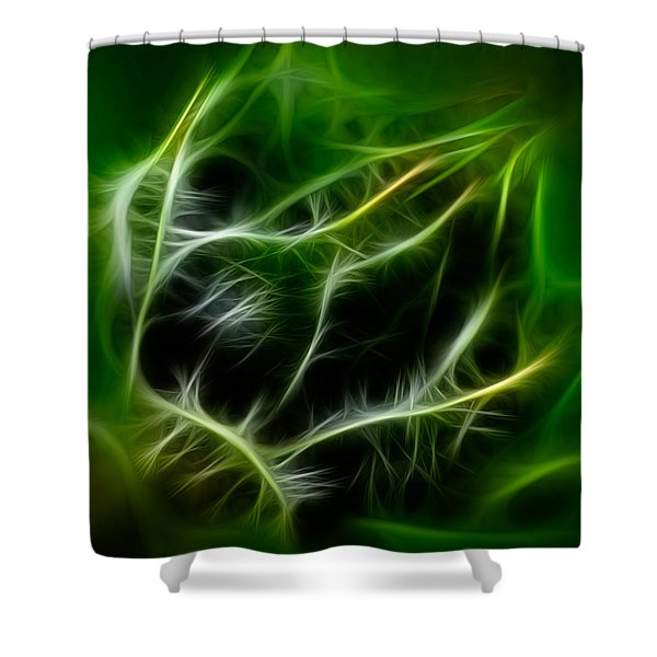 Budding Beauty Shower Curtain