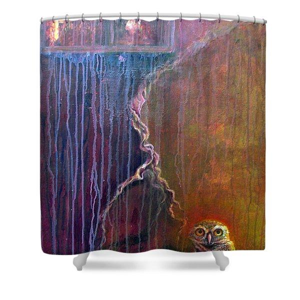 Burrow Shower Curtain