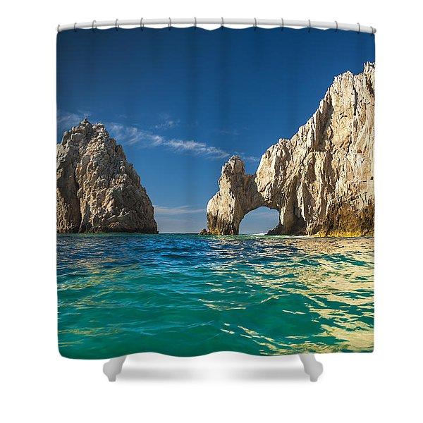 Cabo San Lucas Shower Curtain