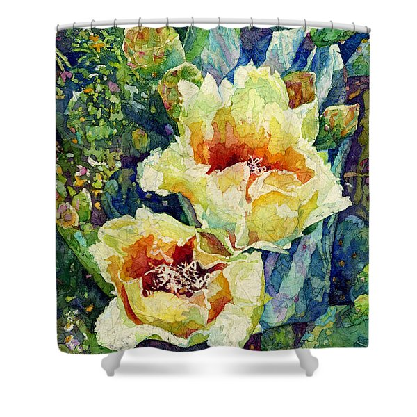 Cactus Splendor I Shower Curtain